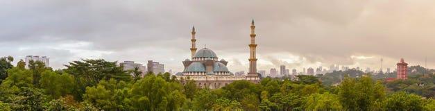Dôme de mosquée islamique Photo libre de droits
