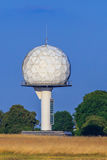 Dôme de radar Photo stock