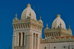 Dôme de saint Louis Cathedral, Carthage Photographie stock