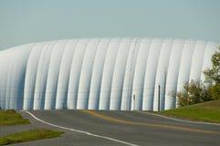 Dôme de sports - Kingston - Canada Images libres de droits