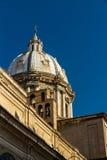 Dôme du fratte sant de delle d'Andrea de ` de Di de basilique Images libres de droits