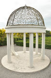 Dôme en acier décoratif de belvédère Images libres de droits