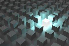 3D, metafore, rete, Internet, collegamento, struttura, organizzazione, gruppo Immagini Stock Libere da Diritti