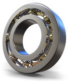 3d metal ball bearing Stock Photo