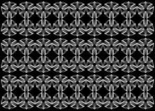3d metal geometric celtic pattern - Illustration, Wallpaper, Backgrounds, Stock Photo