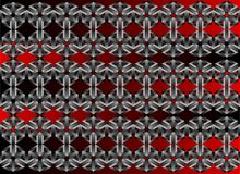 3d metal geometric pattern - Illustration, Wallpaper, Backgrounds, Royalty Free Stock Photos