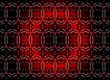 3d metal geometric pattern - Illustration, Wallpaper, Backgrounds, Stock Images