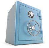 3D metal safe Royalty Free Stock Photo