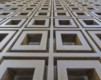 3d metallic abstract pattern stock photo