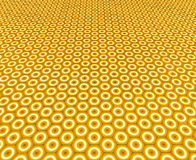 2D Metamaterials royaltyfri illustrationer