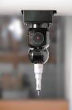 3D meting van de controlemetrologie Stock Afbeeldingen