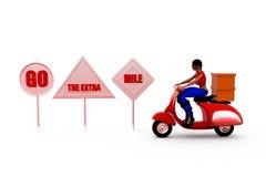 3d model vehicle concept Stock Image
