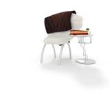 3d modern chair. Stock Photo