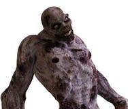 3D Monster van de Illustratiezombie Royalty-vrije Stock Afbeelding
