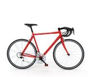 3d mountain bike Royalty Free Stock Photography