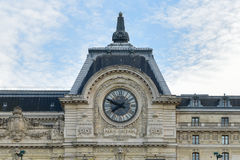 D& x27; Museo di Orsay - Parigi, Francia Immagine Stock Libera da Diritti