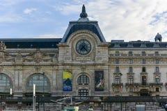 D& x27; Museo di Orsay - Parigi, Francia Fotografia Stock Libera da Diritti