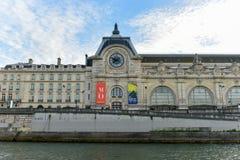 D& x27; Museo di Orsay - Parigi, Francia Fotografie Stock Libere da Diritti