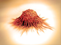 Krebszelle Vektor Abbildung