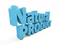 3d Natural Product Stock Image