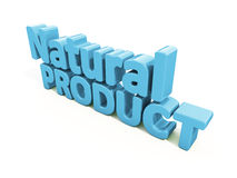 3d Natural Product Royalty Free Stock Photos