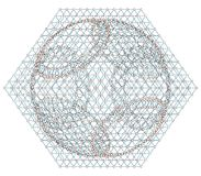 3d Network Concept On White Background Vector Royalty Free Stock Images