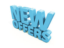 3d New offers Stock Photography