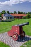 D?nische alte Festung Kastellet lizenzfreies stockbild