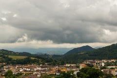 d?a nublado fotografía de archivo libre de regalías