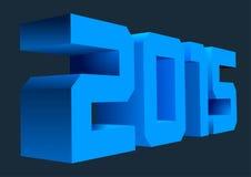 2015 3D Stock Photo