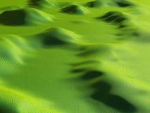 3d odpłacają się tło zielone łąki ilustracji