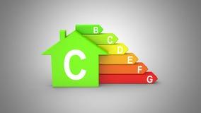 3d odpłacający się energetyczny wydajność obrazek ilustracji