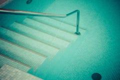 3d odpłacający się ilustracyjny basen dopłynięcie Zdjęcia Stock