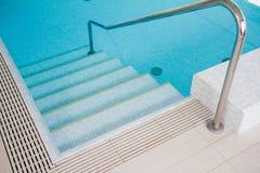 3d odpłacający się ilustracyjny basen dopłynięcie Fotografia Stock