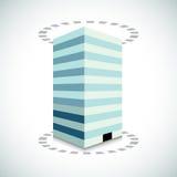 3D Office Building Stock Photos