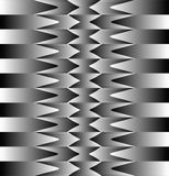 3d optical illusion Stock Photo