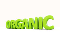 3d organic Stock Photography