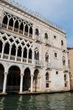 d'Oro de Ca, Veneza Imagens de Stock Royalty Free