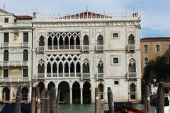 d'Oro di Ca, Venezia Immagine Stock Libera da Diritti