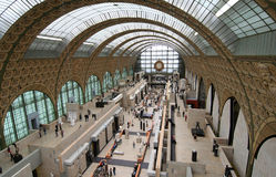 d'Orsay Musee Royalty-vrije Stock Foto