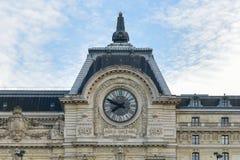 D& x27; Orsay museum - Paris, Frankrike royaltyfri bild