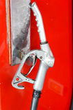 3d paliwowego nozzle pompa target4855_1_ bocznego widok Obraz Stock