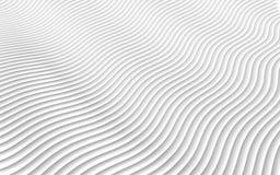 3D papercut abstrakta wzór Gradientowe białego papieru warstwy Wektorowy tło Projekta układ kształta papieru cięcie royalty ilustracja