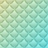 3D patroonvector Stock Afbeelding