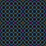 3D pattern - abstract seamless pattern. 3D illustration abstract seamless pattern Royalty Free Stock Photography