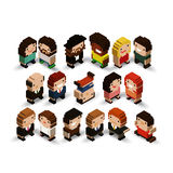 3d people Stock Image