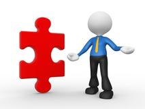 Jigsaw Royalty Free Stock Image