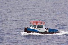 łódź pilot Zdjęcie Stock