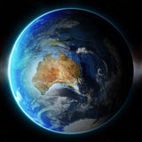 3D Planet Earth. Elements of this image furnished by NASA. Other Stock Image