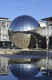 3D Planetarium, Millenniun-Vierkant, Bristol Stock Foto